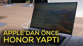Apple'dan önce Honor yaptı | 16.1-inç MagicBook Pro dizüstü bilgisayar