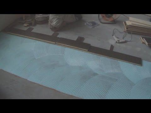 How to Install Glue Down Hardwood Floor on Concrete: DIY Installation Tips Mryoucandoityourself
