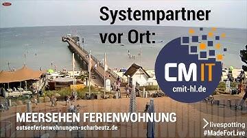 Neue Webcam in der Lübecker Bucht