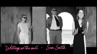 Writings on the wall - Sam Smith [James Bond Spectre] (cover by Dragana)