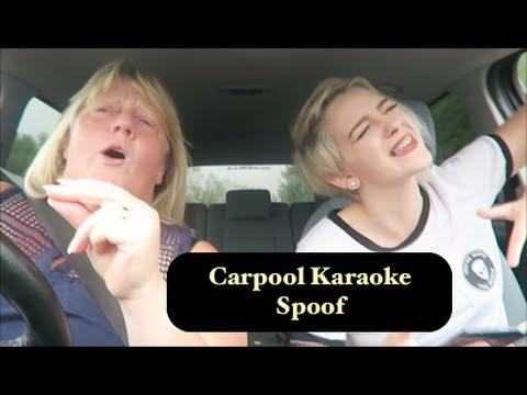 Carpool Karaoke!