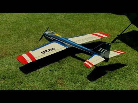 Blue Angel Classic F3A Pattern Plane