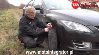 Sprawdzanie wysokości bieżnika opony - poradnik Motointegrator.pl