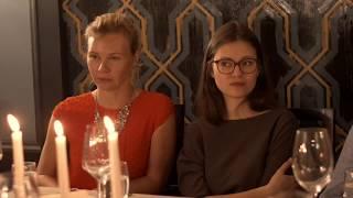 Этикет-практикум с Ксенией Ферзь клуба Girls in Love