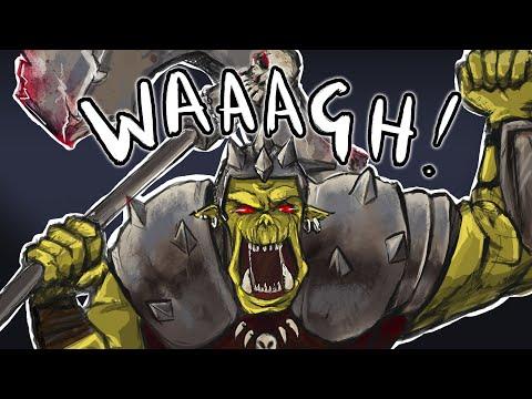 Total War Warhammer: WE CAN WAAAGH Greenskin Song