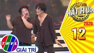 Cặp đôi hài hước Mùa 3 - Tập 12: Nhạc cảnh Chí Phèo - Thạch Thảo, Samuel An Huỳnh