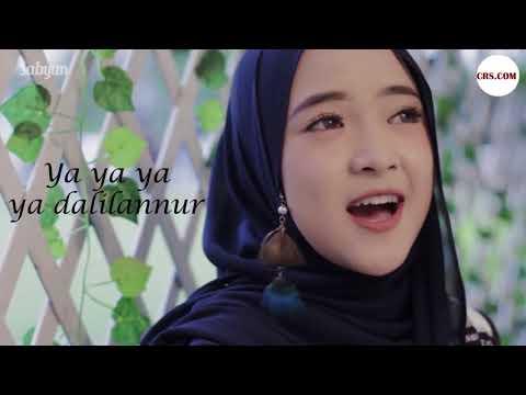 Lirik Nissa Sabyan -Ya Habibal Qolbi