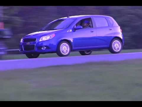 2009 Chevy Aveo5 Mpg Review Mpgomatic Com