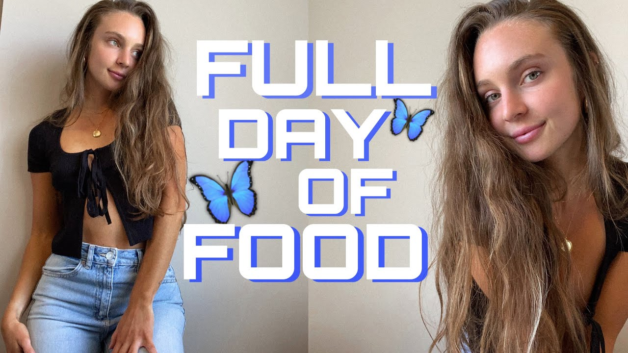full day of eating [intuitively]