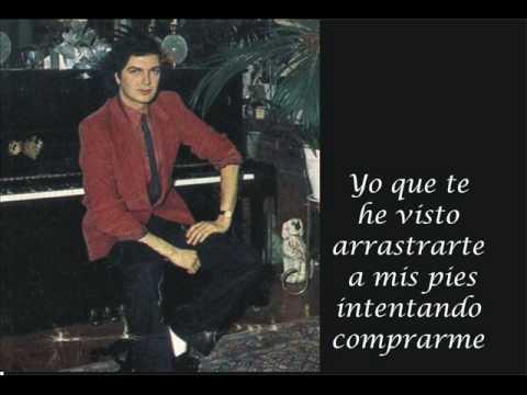 Camilo Sesto Precisamente tu 1986
