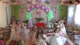 """""""ДВА КРИЛА"""". Танець для батьків.  Випускний - 2018."""