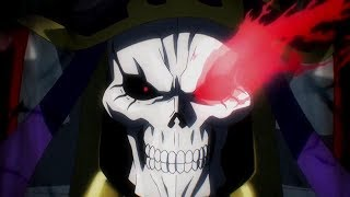 Overlord II first meeting between Ainz Ooal Gown and the lizard men