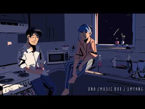 BTS (방탄소년단) 'DNA' - Music Box Edition