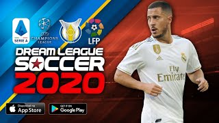 Dream League Soccer 2020 dls 19 mod Android (offline+online) 350 mb