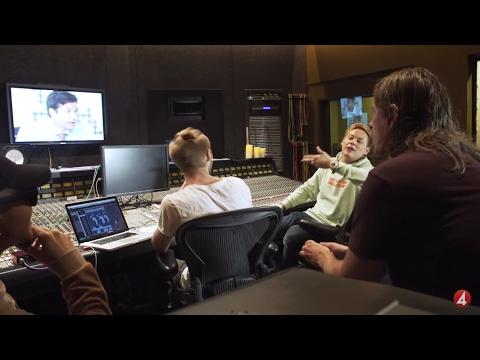 """Liam i LA del 4: """"Michael Jacksons studio..."""""""