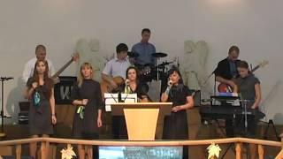 Церковь Христа Спасителя г. Херсон (Жатва 2014)(Группа Прославления (Живой звук), 2014-09-30T22:22:12.000Z)