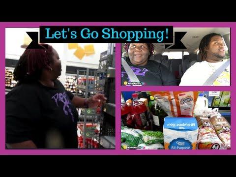 Grocery Shopping/haul
