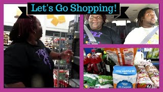 Grocery Shopping/haul