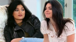 Kendall Jenner Thinks Kylie's Lips Look Too Big on KUWTK Video Promo