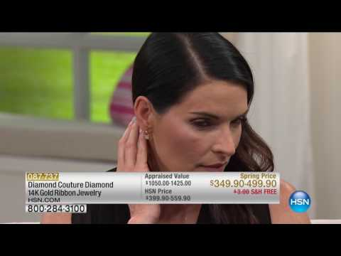 HSN | Diamond Couture Jewelry 04.30.2017 - 02 AM