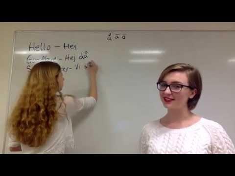 Swedish lesson 1 - Greetings