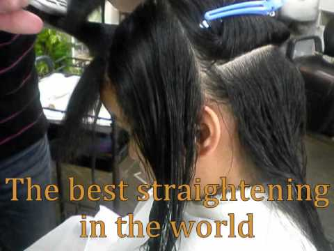 Retouch Thermal Straightening Jeunesse Bee On Haitian