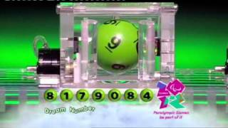 The Saturdays - Interview & Lotto Draws (The National Lottery - 30th October 2010)