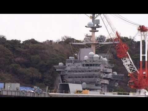 Yokosuka Port Tour / 横須賀軍港めぐり に参加してみた ( 1 )