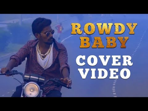 Rowdy Baby - (Cover Video) featuring Pa Durai (Pandi Durai) and Jessica Powlen | Maari 2 | Dhanush