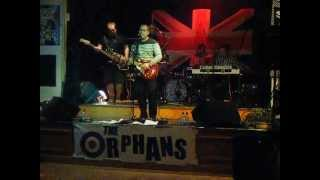 THE ORPHANS PERFORMING MANFRED MANN'S, ONE WAY GLASS.