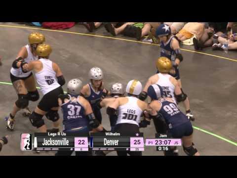 Game 12: Denver Roller Derby v Jacksonville RollerGirls
