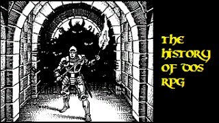 The History of DOS RPG: The Year 1993 Part Four