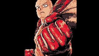 Onepunch Man - The Hero FULL (8bit mix)