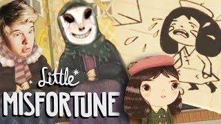 ПОЧЕМУ ОНА ПЛАЧЕТ - Little Misfortune