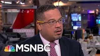 Rep. Keith Ellison Talks DNC Campaign | AM Joy | MSNBC