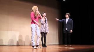 2014/03/03 TEPPEN.197 テッペンハニー MC ひな祭りに女性芸人が大集...