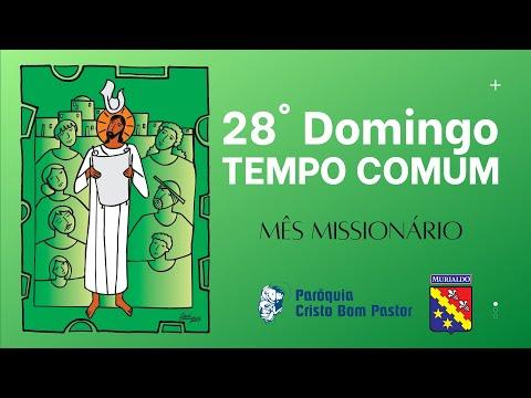 28 Domingo do Tempo Comum   10.10.2021