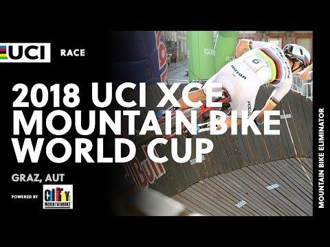 2018 UCI XCE Mountain Bike World Cup - Graz (AUT)