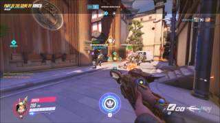 The most useless 5 man res in the history of Overwatch