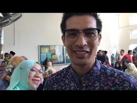 Majlis pernikahan Datuk Jalaluddin Hassn thumbnail
