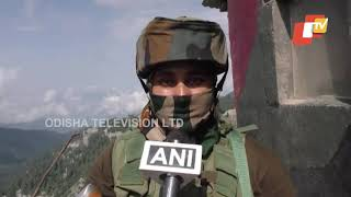 Women Soldiers Deployed In J&K To Check Weapons, Drug Smuggling