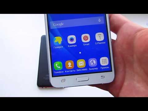 Обзор Samsung j7 (2016) Копия