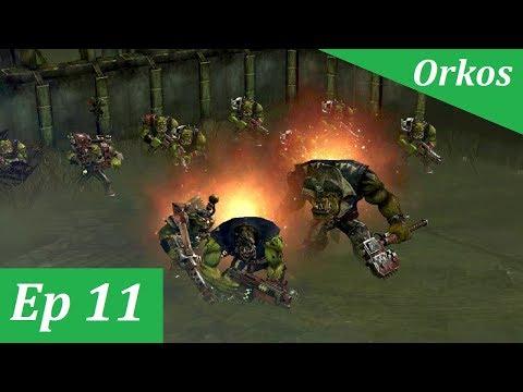 Warhammer 40000: Dawn of War 2 - Retribution | Orkos - Ep 11 |
