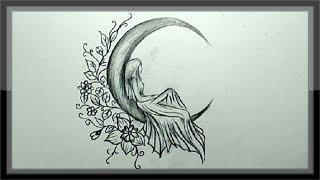 pencil drawing drawings easy nice beginners simple paintingvalley