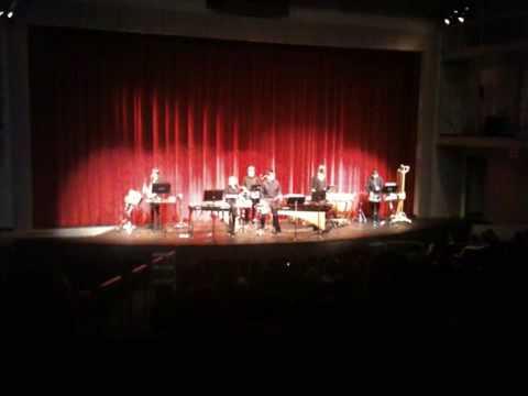 Stanwood High School Percussion Ensemble - Teamwork