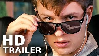 BABY DRIVER - Trailer 2 (2017)