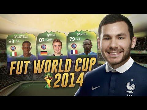 RETOUR VERS LE PASSÉ - FIFA 14 - FUT WORLD CUP 2014 !
