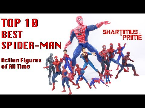 Top 10 Best Spider Man Movie Toys Action Figure Collectibles of All Time