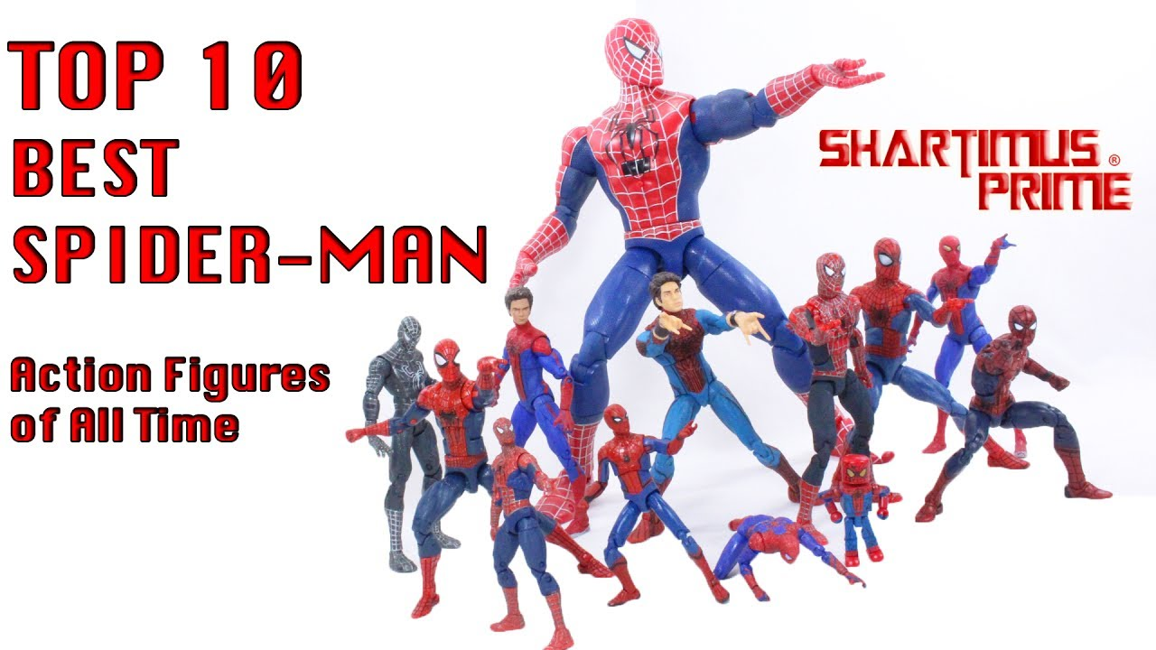 Kids Toys Action Figure: Top 10 Best Spider Man Movie Toys Action Figure