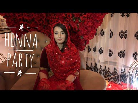 Gulay's Henna Party Vlog | Хна Влог | Azerbaijan Pre-Wedding Party